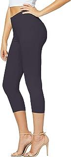 BIUBIONG Women Stretchy Elastic Viscose Lycra Thick Fur Lining Leggings Tights