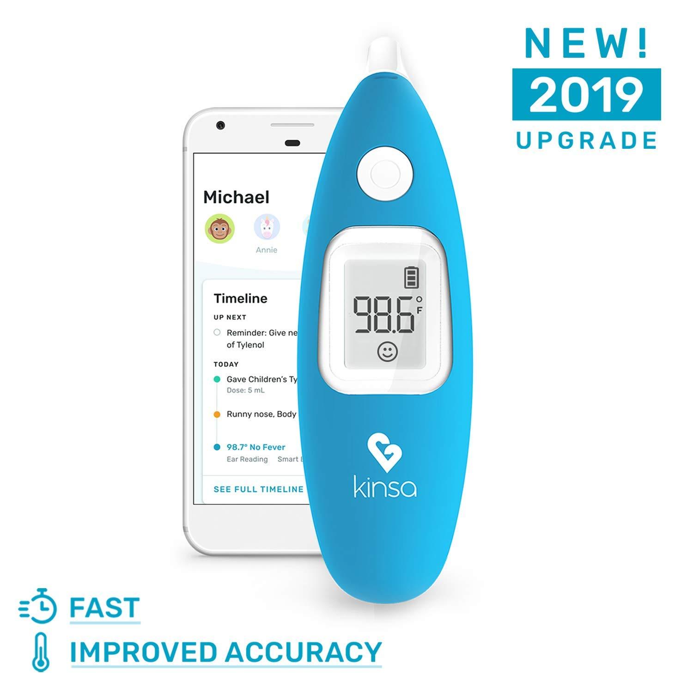 Upgrade Kinsa Smart Digital Thermometer