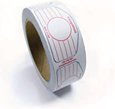 golf iron face tape