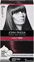 John Frieda Precision Foam Colour Radiant Red (Deep Cherry Brown) 3VR 1 Each (Pack of 3)