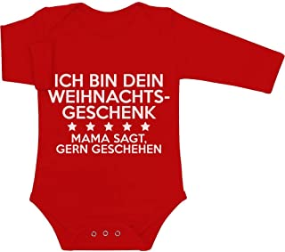 Shirtgeil Papa Baby Langarm Body