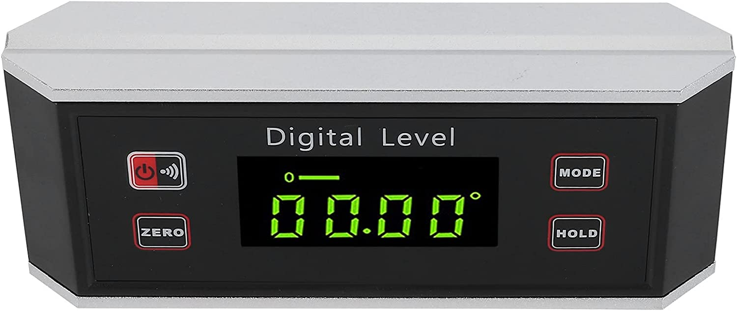 Digital Slope Protractor Max 84% OFF Dust and Portable Ma Water Direct stock discount Resistant