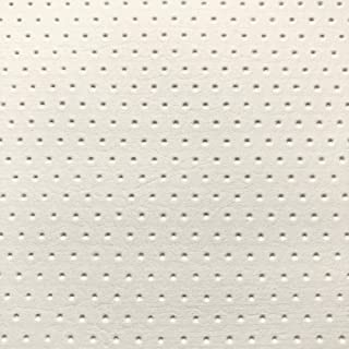 Dotted Stretch Vinyl Fabric Upholstery Perforated 54