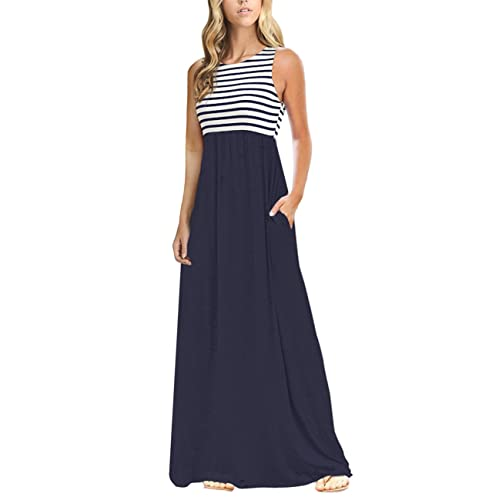 Navy Pocket Dress Size Medium
