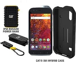 $679 » CAT S61 Single SIM 64GB Unlocked Smartphone with Integrated FLIR Thermal Imaging Camera, 10,000mAh Rugged Power Bank & CAT S61 Hybrid Case - North American Variant - 2 Year Warranty
