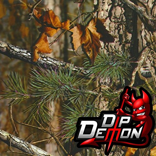 Hydrographic Film Mossy Pine Camouflage Hydrographic Water Transfer Film Hydro Dipping Dip Demon