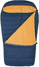 Marmot Zuma Double Wide 35 Sleeping Bag, Left Zip, Total 38750-1550-Long: 6'6
