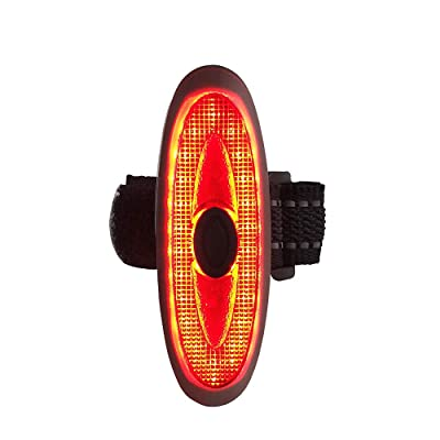 ZUKKA Bike Tail Light-USB Rechargeable Warning ...