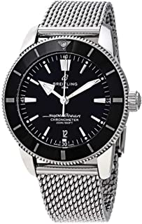 Breitling Superocean Heritage II Automatic Chronometer Black Dial Men's Watch AB2030121B1A1