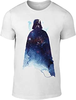 Star Wars Unisex Tee, Darth Vader Clothing Tshirt, Anakin Skywalker Gift, Movie Theme Illustration Gift, S M L XL by Robert Farkas