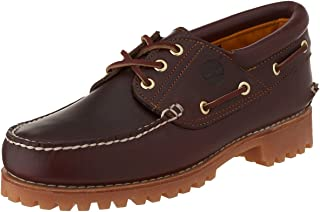 Timberland Authentics 3 Eye Classic, Chaussures Bateau Homme