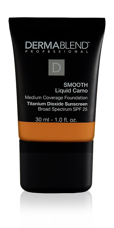 ただやる織るデマンドダーマブレンド Smooth Liquid Camo Foundation (Medium Coverage) - Honey Beige 50C 30ml/1oz