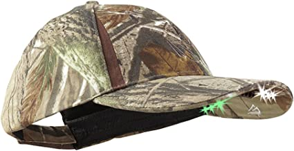 POWERCAP LED PRO Hat Ultra-Bright Hands Free Lighted Battery Powered