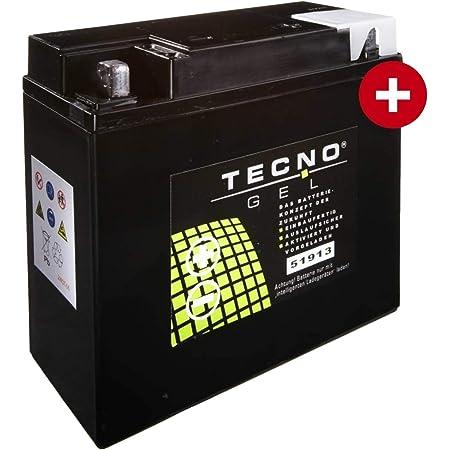 Tecno 51913 Gel Batterie R 1100 S Abs 1998 2005 Auto