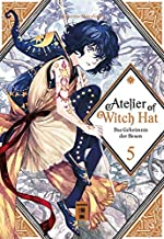 Atelier of Witch Hat - Limited Edition 05