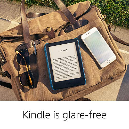 All-new Kindle - Now with a Built-in Front Light - Black - Includes Special Offers 6