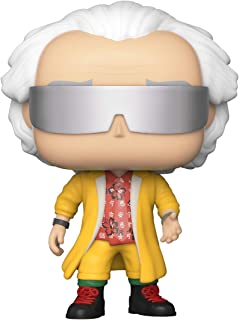 Funko 46915 POP Movie: Back to the Future-Doc 2015 Collectible Toy, Multicolour
