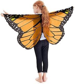 Fossen Niño Niña Capas Alas de mariposa Duendecito Hada