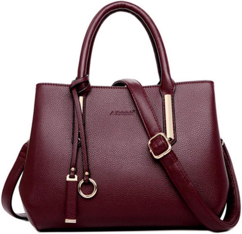 Djkaa Luxus Handtaschen Frauen Taschen Designer Leder Umhängetasche für Frauen 2019 Leder Handtaschen Damen Handtaschen B07QPNT1YW  Obermaterial