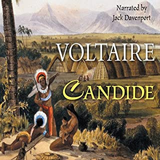 Candide (AudioGO Edition) audiobook cover art