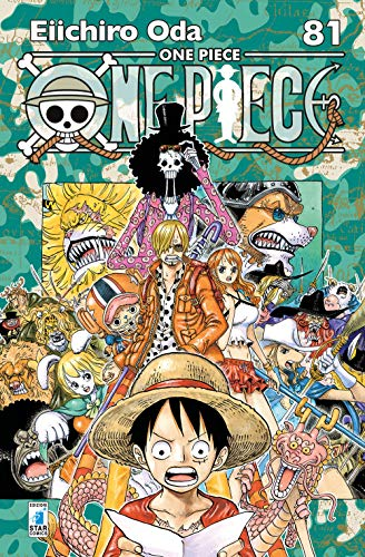One piece. New edition (Vol. 81)