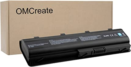 OMCreate Battery Compatible with HP Pavilion DV7-6C95DX DV7-6C43CL DV7-6C90US DV7-6C23CL DV7-6C27CL DV7-6135DX DV7-4295US DV7-6163US DV7-6187CL DV7-4272US DV7-4169WM (not for All The DV7 Models)