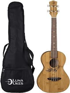 Luna Guitars, 4-String Ukulele (UKE BAMBOO T)
