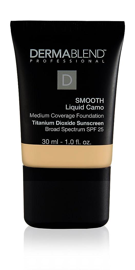 技術提案究極のダーマブレンド Smooth Liquid Camo Foundation (Medium Coverage) - Natural 25N 30ml/1oz