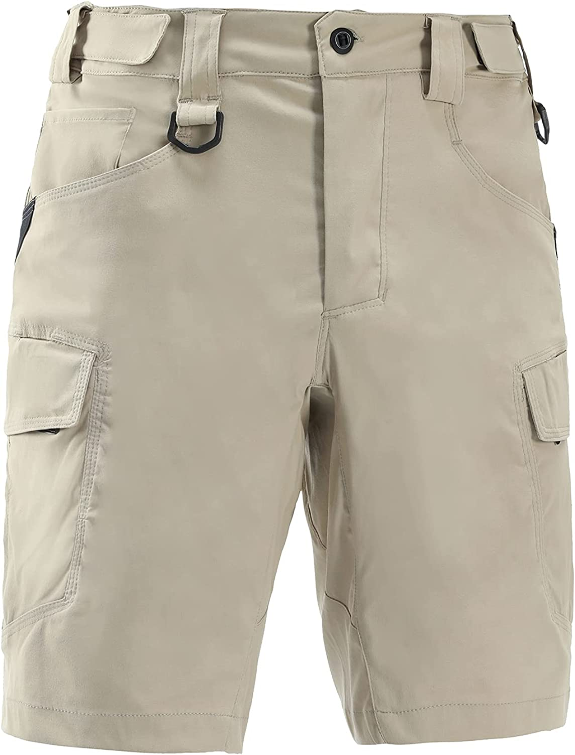 Protective Mens Stretch Tactical Shorts Hiking Limited time Quantity limited sale Quick Dry Cargo