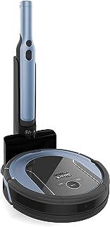 Shark RV852WVQBL Wi Fi Ready Self Propelling Robot Cleaning Vacuum with Smart Sensor 2.0 Technology, Blue (Renewed)