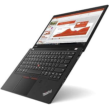 "Lenovo ThinkPad T490 20N20032US 14"" Notebook - 1920 X 1080 - Core i5 I5-8265U - 8 GB RAM - 256 GB SSD - Glossy Black - Windows 10 Pro 64-bit - Intel UHD Graphics 620 - in-Plane Switching (IPS) Te"