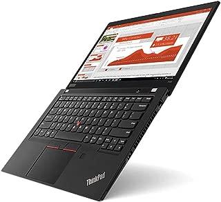 Lenovo ThinkPad T490 20N20032US 14 inches LCD Laptop - Intel i5-8265U 1.6 GHz, 8 GB RAM, 256 GB SSD, UHD Graphics 620, Windows 10 Pro - Black