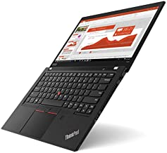 "Lenovo ThinkPad T490 20N20032US 14"" Notebook - 1920 X 1080 - Core i5 I5-8265U - 8 GB RAM - 256 GB SSD - Glossy Black - Win..."