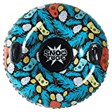 [2019 Newest] Snow Tube - Super Big 47 Inch Inflatable Snow Sled for Kids and Adults - Double Layer Bottom &...