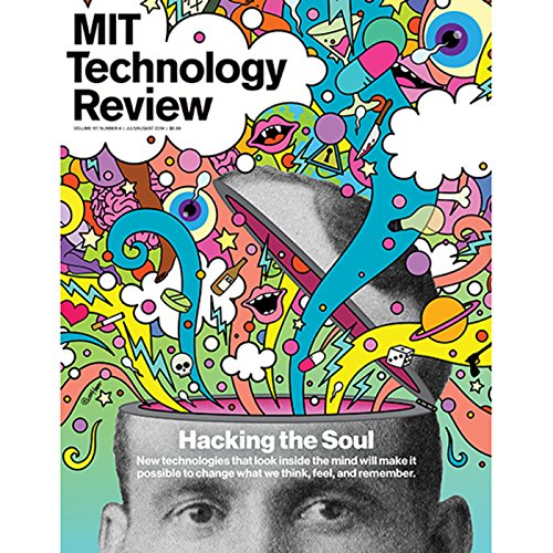 Audible Technology Review, July 2014 audiobook cover art