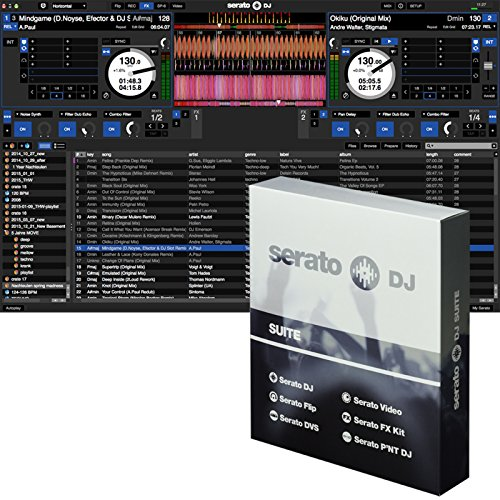 Serato DJ Suite PDF serial