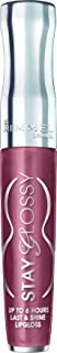 Rimmel Stay Glossy 6 Hour Lipgloss, Endless Summer, 0.18 Fluid Ounce