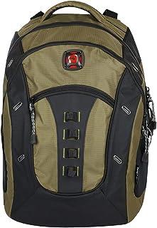 Swiss Gear Granite 16 Nylon Backpack - Olive