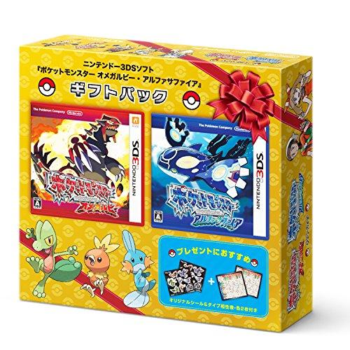 'Pokemon Omega Ruby alpha Sapphire' Gift Pack