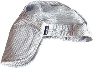ヘルメット作業用冷却インナー、クールビット・ビルダーV(色;グレイ)品番;CBBV-GRY 熱中症に注意しましょう!夏の屋外、屋内作業のの熱中症対策に、ひんやり!水冷キャップ、自然のどこでも手に入る水の気化熱で冷やす、特許を取得した実績の優れも...