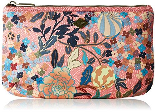 Oilily Damen Flat Pouch Taschenorganizer, Pink (Shell Pink), 3x15x25.5 cm