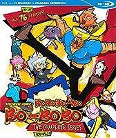 ボボボーボ・ボーボボ コンプリート ブルーレイ(全76話)[Blu-ray](輸入版)