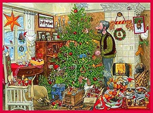 Nordqvist, Sven:<br //>Weihnachten mit Pettersson und Findus
