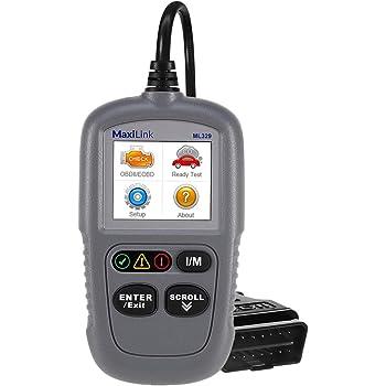 Konnwei Obd2 Diagnosegerät Scanner Auto Codeleser Diagnosegerät Werzeug Professioneller Obdii Eobd Auto Scanner K818 Auto