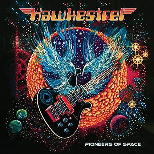 Album Art for Pioneers Of Space by Wayne Kramer