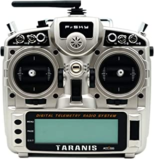 FrSky Taranis X9D Plus 2019 ACCST D16 /Access Telemetry Radio Open TX for FPV (Silver)
