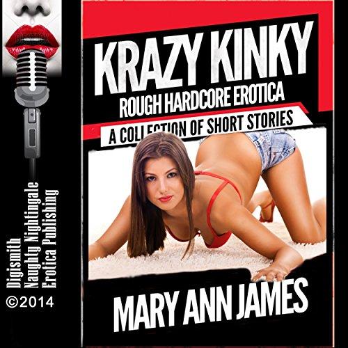 Krazy Kinky audiobook cover art