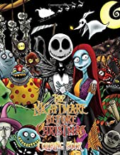 The Nightmare Before Christmas Coloring Book: Great Coloring Pages For Kids | Ages 3 - 7