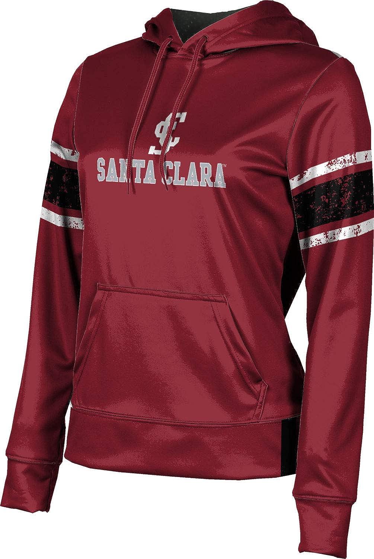 ProSphere Santa Clara University Girls' Pullover Hoodie, School Spirit Sweatshirt (End Zone)