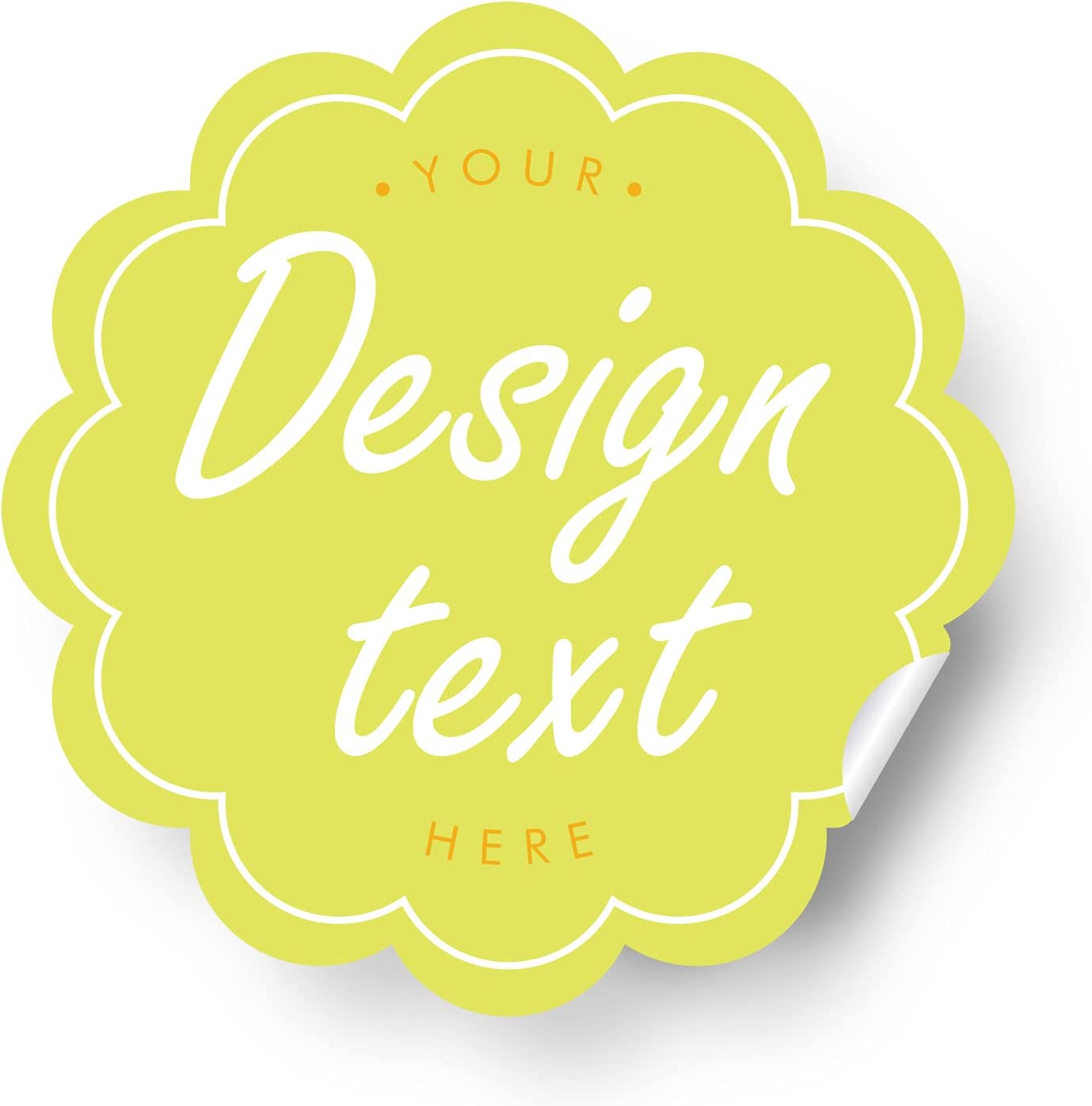 Custom Stickers Max cheap 56% OFF Personalized Labels with - A Customized